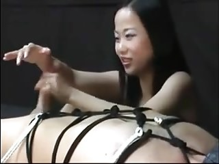 Rout Asian Femdom increased..
