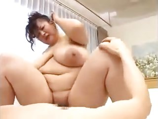 Bbw japan very fat soul pair..