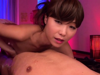 Uncensored JAV fabrication to fabrication sensual oil massage Subtitled