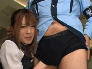 Breasty sweetheart getting sexualy tutored in the office