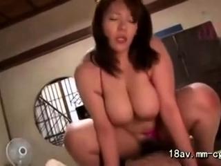 Big boobs milf cheating triple sex