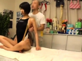 Busty Japanese big boobs cummed 2