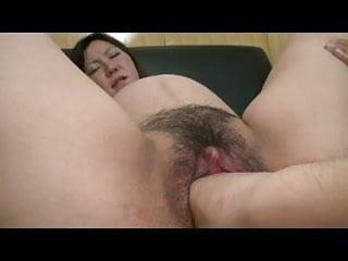 Asian Gigantic Pussy Fisting