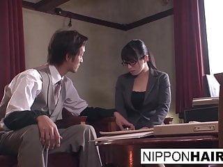 Japanese date floosie gets..