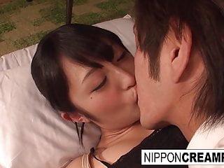 Japanese slot floosie gets..