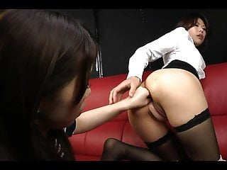 Japanese drag queen anal..
