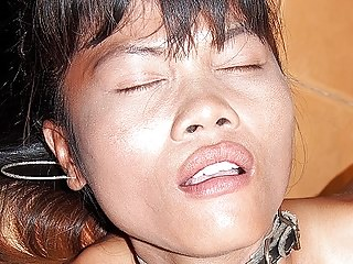 Cambodian Gal Wins Anal..