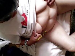 fat Bristols chinese granny