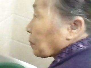 Fondling My Chinese Granny..