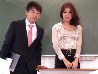 Idiotic Japanese hew Erika..
