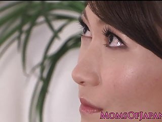 Microscopic Japanese milf..