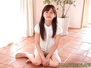 Japanese teen pussylicked..
