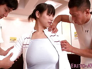 Toyed oiled bigtitted japan..