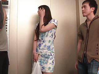 Nana Nakamura acts vicious..