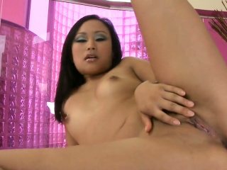 Luscious numerate is showing her opened yummy vagina all over c74SqB