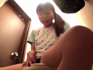 Asian babe rubs will not..