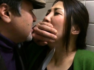 Lustful oriental aged gets her mouth added to pussy fucked dissolutely
