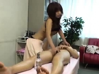 Japanese Massage Parlor..