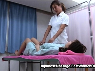 Asian Japanese Nancy Sexual Massage To Teen Spycam