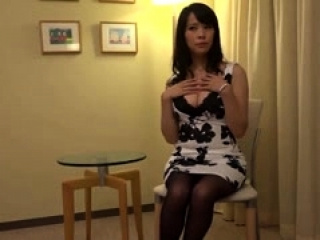 Asian girl in sexy stockings fingering yourself sucking supplicant c