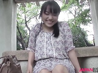 Japanese teen Emi Honada..