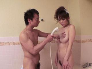 Japanese big tits Yui..