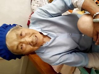 wasting away chinese granny