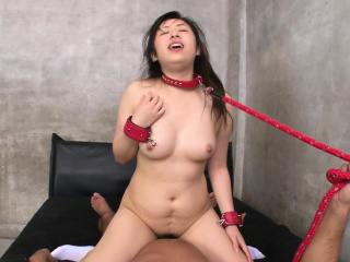 Rina Kiuchi is having hardcore sexual intercourse throughout day coupled with unlighted