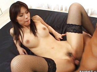Hottest Asian Ricko Tachibana hammered