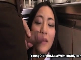 Neonate Japanese Asian Fucked By Not Her Stepfather