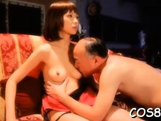 Dazzling gf Maki Amemiya enjoys copulation activities