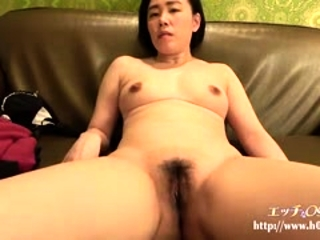 Teat Japanese hairy cunt..