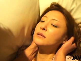 Fetching mature Manami Suzuki fucked and licked