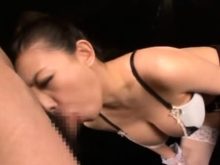 Lustful eastern milf Mako Oda's cave gets hammered
