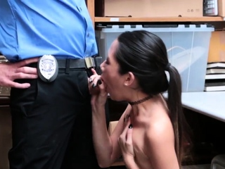 Black sloppy blowjob Habitual Theft