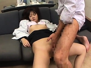 Japanese cunt licking..