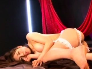 Magical asian Azusa Nagasawa fucked be useful to hours