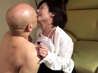 Keiko Etou Horny Titty Bonking Japanese Milf