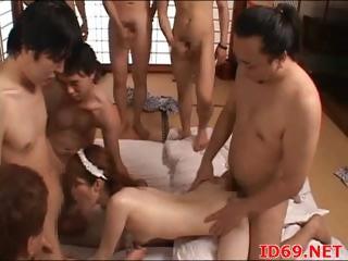 Japanese AV Hew nipples sucked