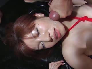 Aki Yatoh sucks coupled with..