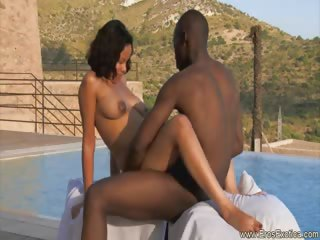 Exotic Ebony African Sex Techniques