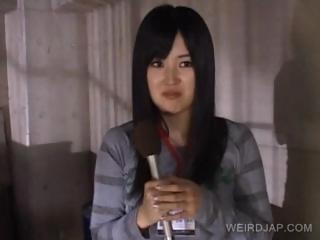 Asian cutie acquiring..