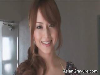 Sexy cute face asian hot  congress babe part4