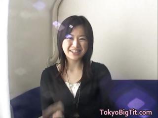 Chisa Hoshijima Asian dame..