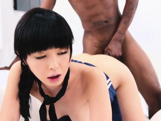 Interracial Asians tube