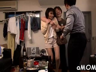 HD Asians tube GangBang