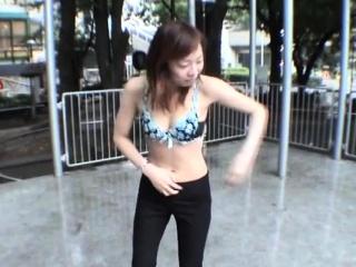 HD Asians tube Public