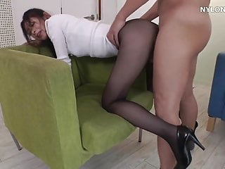 HD Asians tube Pantyhose