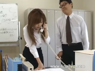 HD Asians tube Secretary