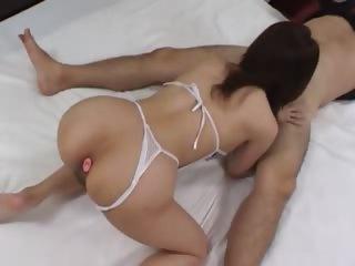 Ass toys Asians tube